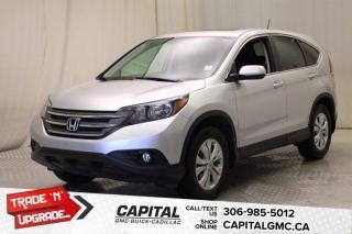 Used 2014 Honda CR-V EX-L AWD*LEATHER*SUNROOF* for sale in Regina, SK