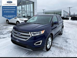 Used 2016 Ford Edge 4 portes SEL, Traction avant for sale in Victoriaville, QC