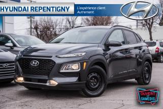 Used 2018 Hyundai KONA 2.0L Luxury AWD*TOIT OUVRANT, CUIR, DÉMARREUR** for sale in Repentigny, QC