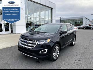 Used 2016 Ford Edge 4 portes Titanium, Traction intégrale for sale in Victoriaville, QC