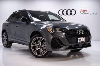 New 2021 Audi Q3 Technik for sale in Winnipeg, MB