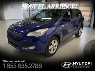 Used 2013 Ford Escape SE AWD + GARANTIE + A/C + MAGS + WOW !! for sale in Drummondville, QC