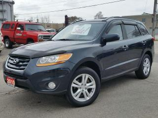Used 2010 Hyundai Santa Fe GL w/Sport AWD for sale in Cambridge, ON
