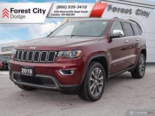 Used 2018 Jeep Grand Cherokee FULLY LOADED for sale in London, ON