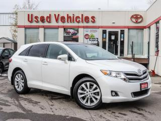 Used 2016 Toyota Venza XLE AWD PANO-ROOF ALLOYS LEATHER NAVI CAM H-SEAT for sale in North York, ON