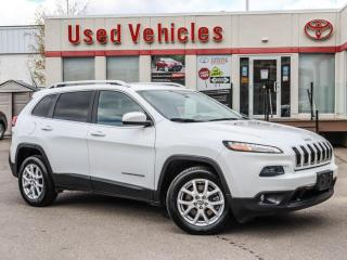 Used 2016 Jeep Cherokee NORTH ALLOYS NAVIGATION SINGLE-OWNER for sale in North York, ON