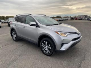 Used 2017 Toyota RAV4 LE for sale in Pintendre, QC
