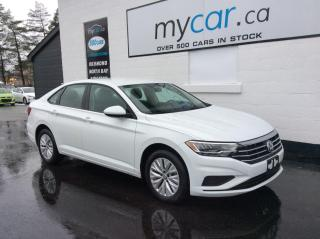 Used 2019 Volkswagen Jetta 1.4 TSI Comfortline ALLOYS, HEATED SEATS, BACKUP CAM, BLUETOOTH!! for sale in Richmond, ON