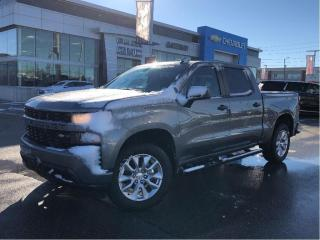 New 2021 Chevrolet Silverado 1500 Silverado Custom for sale in Brampton, ON