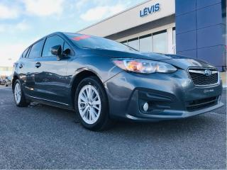 Used 2018 Subaru Impreza 2.0i Touring 5-door Auto,bluetooth,camera de recul for sale in Lévis, QC
