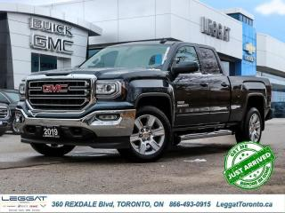 Used 2019 GMC Sierra 1500 Limited SLE  -  Android Auto for sale in Etobicoke, ON