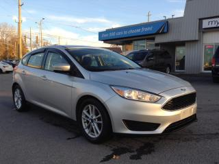 Used 2016 Ford Focus HEATED SEATS, ALLOYS, BACKUP CAM!! for sale in Kingston, ON