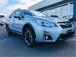 Used 2017 Subaru XV Crosstrek 5dr CVT Limited,cuir,gps,toit for sale in Lévis, QC