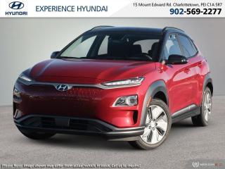 New 2021 Hyundai KONA EV Preferred w/Two Tone for sale in Charlottetown, PE