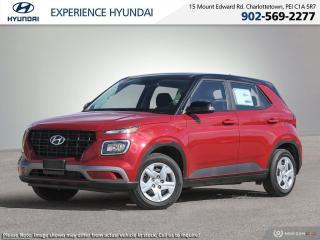 New 2021 Hyundai Venue Essential for sale in Charlottetown, PE