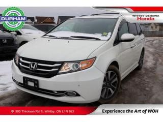 Used 2016 Honda Odyssey 4dr Wgn Touring for sale in Whitby, ON