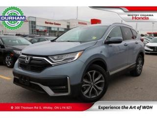 Used 2020 Honda CR-V for sale in Whitby, ON