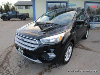 Used 2018 Ford Escape FOUR-WHEEL DRIVE SE MODEL 5 PASSENGER 1.5L - ECO-BOOST.. HEATED SEATS.. SYNC TECHNOLOGY.. BACK-UP CAMERA.. BLUETOOTH SYSTEM.. KEYLESS ENTRY.. for sale in Bradford, ON