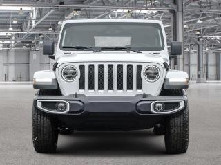 New 2021 Jeep Wrangler Unlimited Unlimited Sahara for sale in Concord, ON