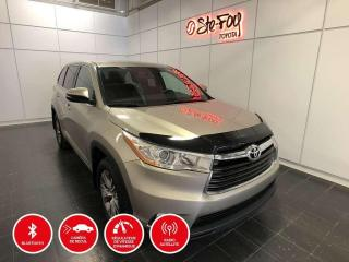 Used 2016 Toyota Highlander LE - AWD - SIÈGES CHAUFFANTS for sale in Québec, QC