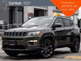 New 2021 Jeep Compass 80th Anniversary Navigation Heated Front Seats Driver Adaptive Cruise Assist Grp for sale in Thornhill, ON