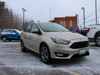 Used 2018 Ford Focus SE SEDAN for sale in Hagersville, ON