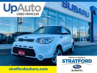 Used 2015 Kia Soul EX for sale in Stratford, ON