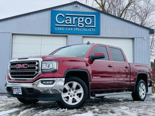 Used 2017 GMC Sierra 1500 SLE for sale in Stratford, ON