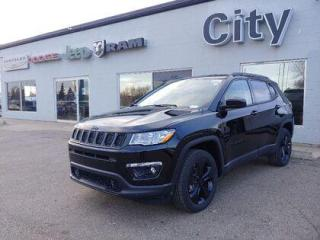 New 2021 Jeep Compass Altitude 4x4 | Leather | Heated Seats & Wheel for sale in Medicine Hat, AB