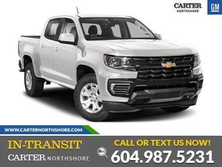 New 2021 Chevrolet Colorado Z71 for sale in North Vancouver, BC