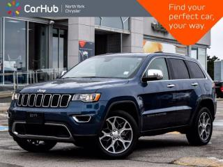 Used 2020 Jeep Grand Cherokee Limited 4x4 Panoramic Roof Heated & Vented Seats for sale in Thornhill, ON