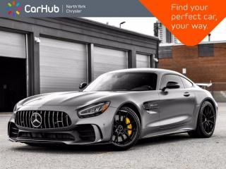 Used 2020 Mercedes-Benz AMG GT R 577 hp Handcrafted TT V8 Burmester for sale in Thornhill, ON