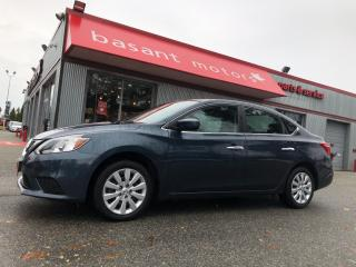 Used 2016 Nissan Sentra Low KMs, Fuel Efficient, Power Windows/Locks!! for sale in Surrey, BC