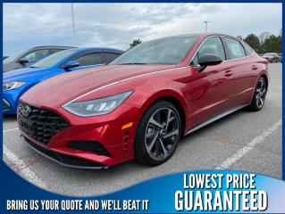 New 2021 Hyundai Sonata 1.6T SPORT for sale in Port Hope, ON