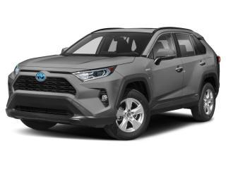 New 2021 Toyota RAV4 Hybrid XLE for sale in Regina, SK