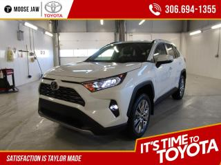 New 2021 Toyota RAV4 Limited LIMITED AWD for sale in Moose Jaw, SK