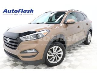 Used 2016 Hyundai Tucson BLIND-SPOT* MAGS* CAMERA* SIÈGES-CHAUFFANTS* for sale in St-Hubert, QC