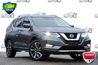 Used 2018 Nissan Rogue SV SL | AWD | LEATHER | NAVI | SUNROOF | for sale in Kitchener, ON