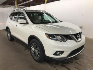 Used 2015 Nissan Rogue SL AWD PREMIUM NAVIGATION TOIT PANO CUIR MAGS 18 for sale in St-Eustache, QC