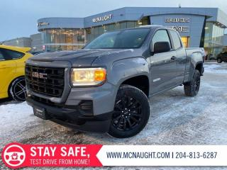 New 2021 GMC Canyon 4WD Elevation Standard for sale in Winnipeg, MB
