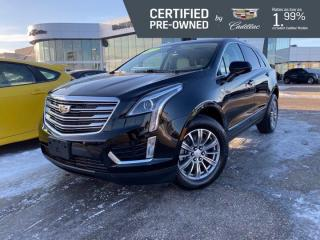 Used 2017 Cadillac XT5 Luxury AWD | Front & Rear Heated Seats | Sunroof for sale in Winnipeg, MB