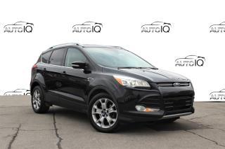 Used 2016 Ford Escape Titanium TITANIUM! NAVIGATION AWD for sale in Hamilton, ON