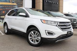 Used 2017 Ford Edge SEL V6 AWD NAVIGATION PANO ROOF LEATHER for sale in Hamilton, ON
