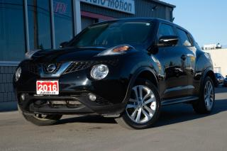 Used 2016 Nissan Juke CLEAN GOOD CONDITION SUNROOF BEAUTIFUL INTERIOR for sale in Chatham, ON