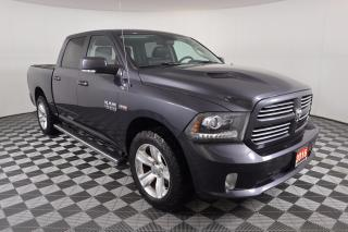 Used 2016 RAM 1500 SPORT for sale in Huntsville, ON