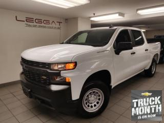 New 2021 Chevrolet Silverado 1500 Work Truck for sale in Burlington, ON