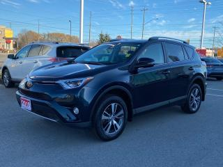 Used 2018 Toyota RAV4 XLE AWD+REMOTE START! for sale in Cobourg, ON