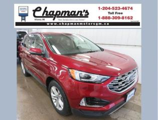 Used 2019 Ford Edge SEL Certified Pre-Owned, Rear View Camera, Heated Seats for sale in Killarney, MB