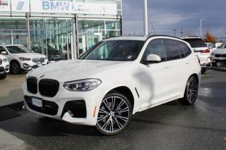 Used 2020 BMW X3 xDrive30i for sale in Langley, BC