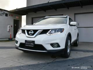 Used 2014 Nissan Rogue SL AWD CVT for sale in Richmond, BC